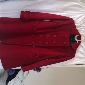 Marc Jacobs A line red jacket XS